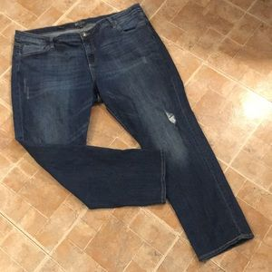Kut from the Kloth Boyfriend jeans size women 20W